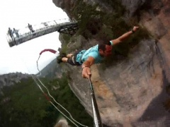 leisure place  Elastic Natural Bungee