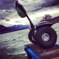 leisure place  Mobilboard Annecy